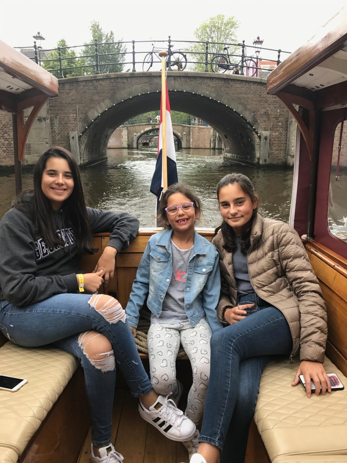 a short trip toamsterdam