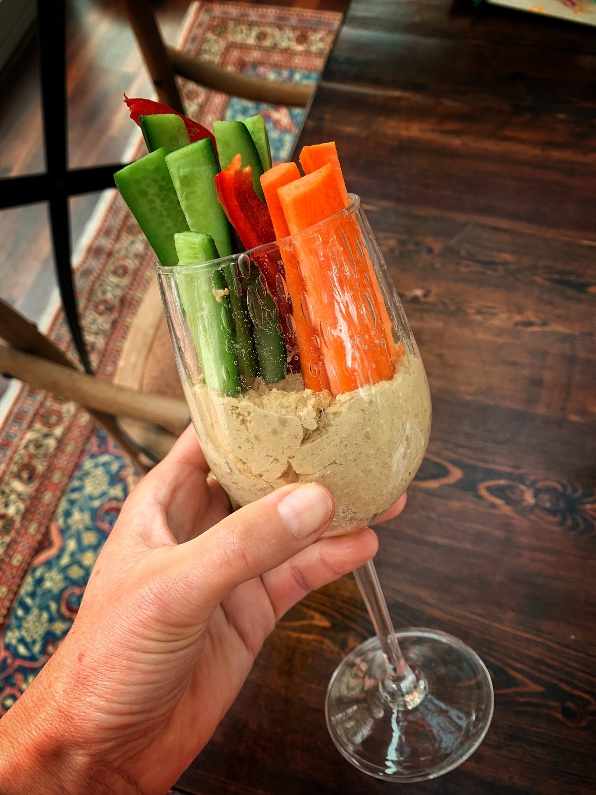 hummus cocktails and sundaylunches…