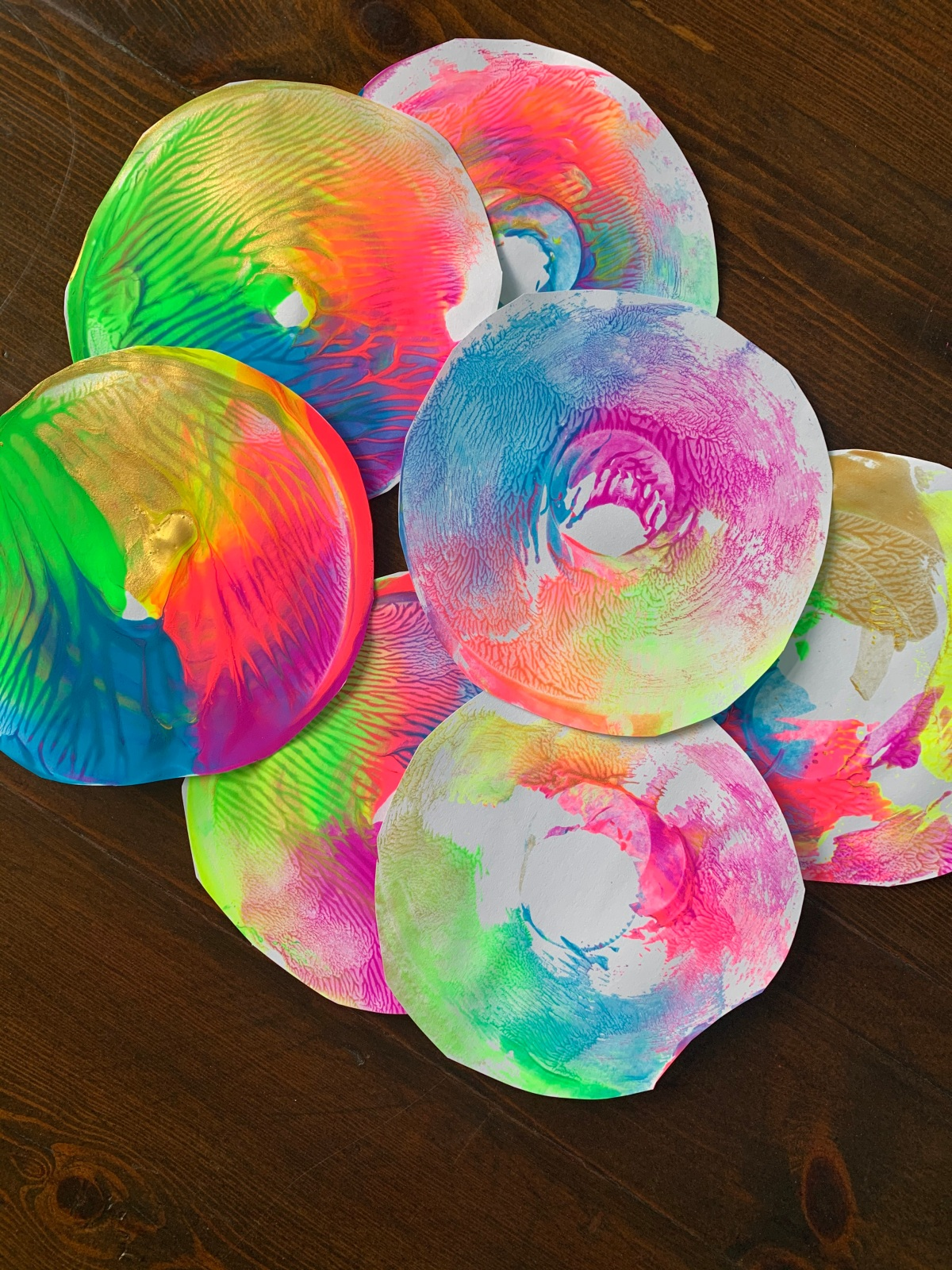 rainbows all around…